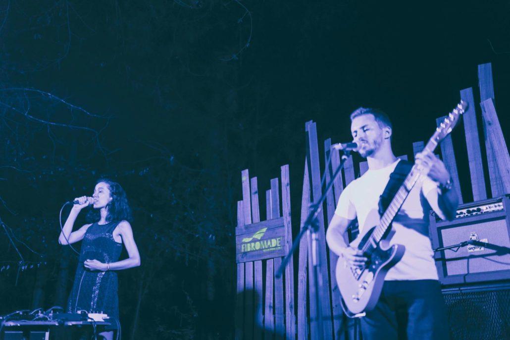 Rei Bruxo Live @ Indie Music Fest